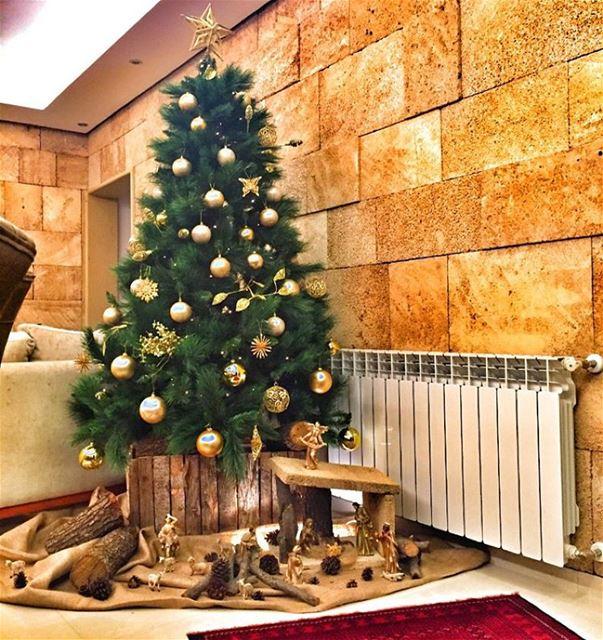 Christmas spirit @G&D residence 🎄🎅 @george_houeiss @desireesaab ...