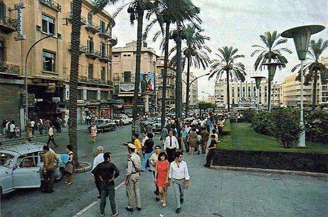 ساحة الشهداء ١٩٧٣