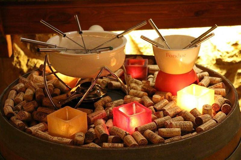 J'ai envie 😍 fondue cheese chocolate jalsat mayrouba faraya ... (Jalsat)