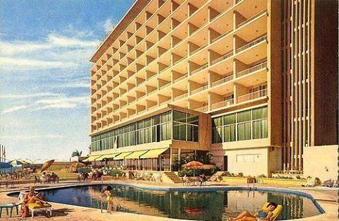 Beirut Carlton Hotel 1967