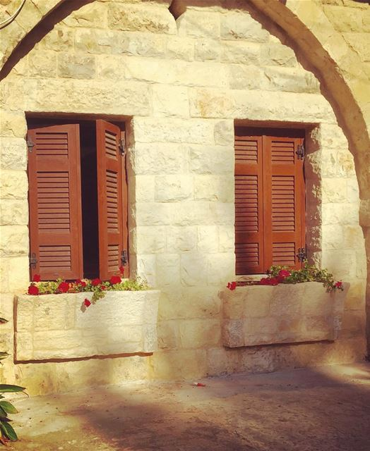 Open the window to see the new world growing.. window  future  see  world... (Baakline, Mont-Liban, Lebanon)