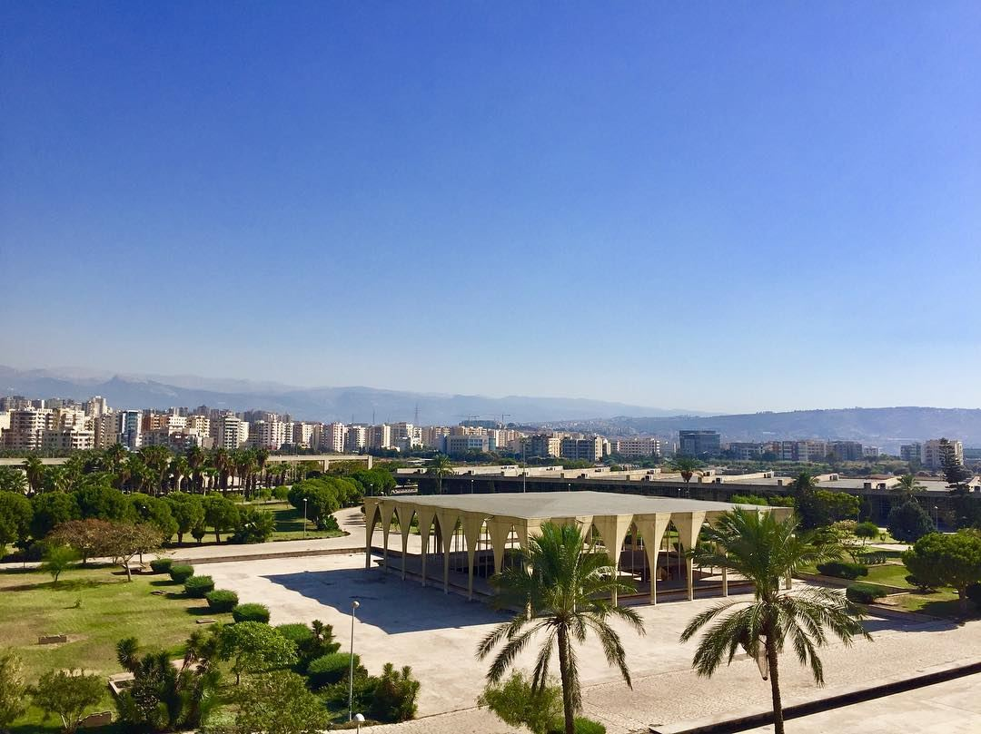 Pavillon du liban by oscar Niemeyer livelivetripoli oscarniemeyer ... (Rachid Karami International Fair)