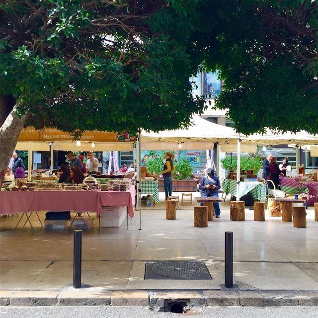 Beirut organic street market livelovebeirut livelovelebanon ...