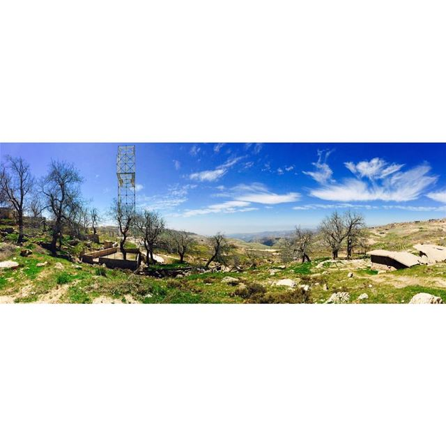 Qanat Bakish from my point of view 🌳🍃 justgoshoot peoplescreatives... (Qanat Bakish, Mont-Liban, Lebanon)