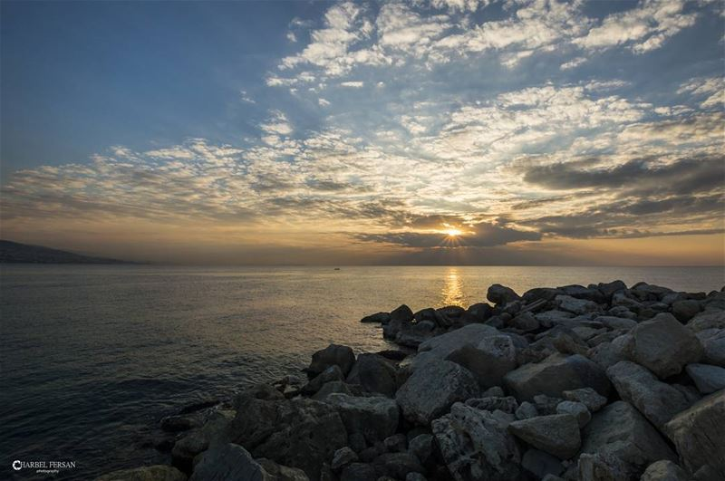 A moment of peace 🌅www.charbelfersan.com - © All rights reserved tb ... (Byblos - Jbeil)
