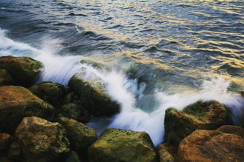Before the Splash water sea rocks waves shutter myphoto ...
