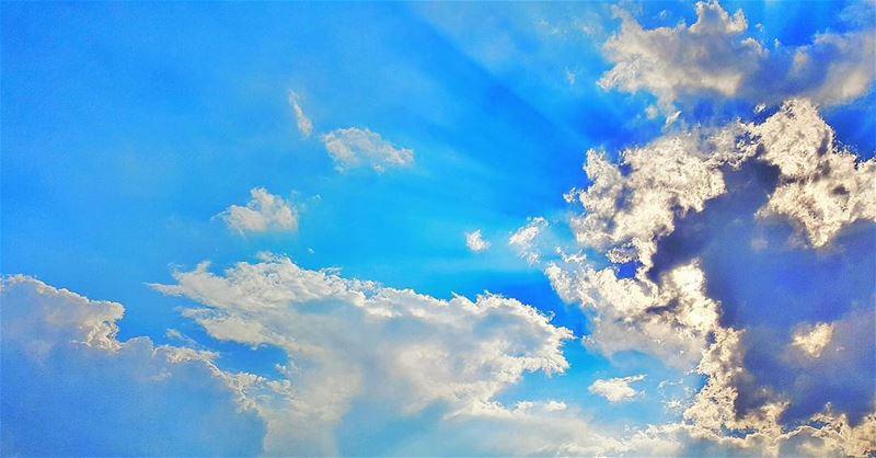 november sky clouds cloudsporn instaclouds sun lebaneseview_ ... (Zahlé, Lebanon)