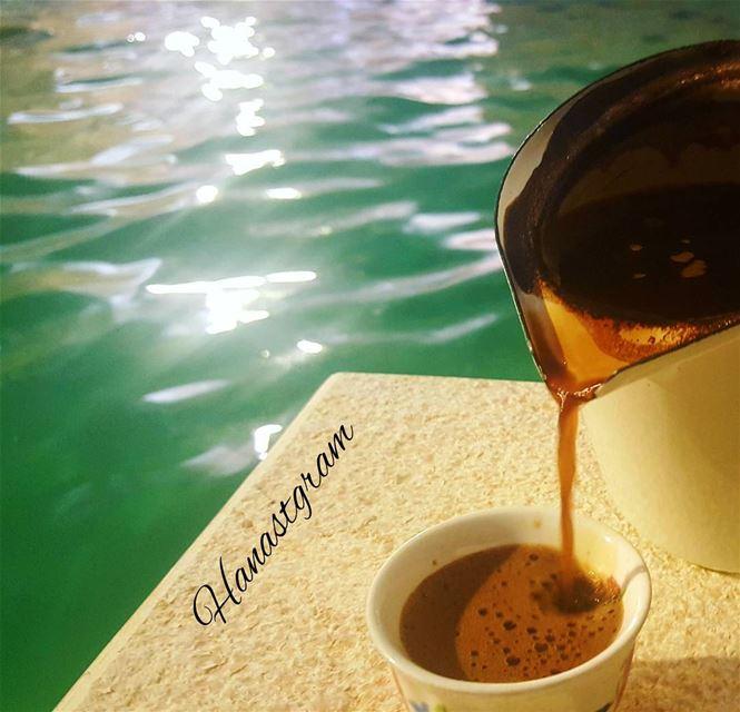 أحياناً تعود المياه لمجاريها لكنها لا تعود صالحه للشرب...... قهوتي_عشقي ق