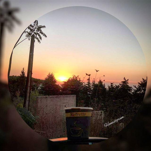 الى كل من يجلس وحيداً يترقب فنجان قهوته ....ويتأمل هذا الكون ....أقول لكم ط