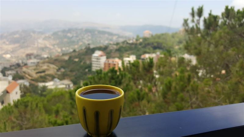 Coffe is the drink that warms up the morning of the world lebanonbyalocal...