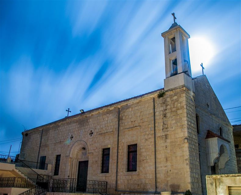 Église St. Georges - St. Georges Church - كنيسة مار جريس (Yaroun)