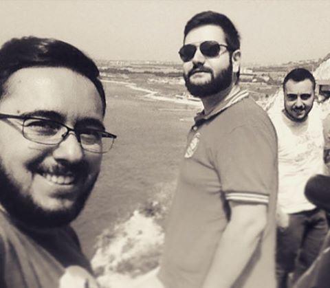 A day in the south with amazing friends bestfriend besties bff ... (الناقورة / Al Naqoura)
