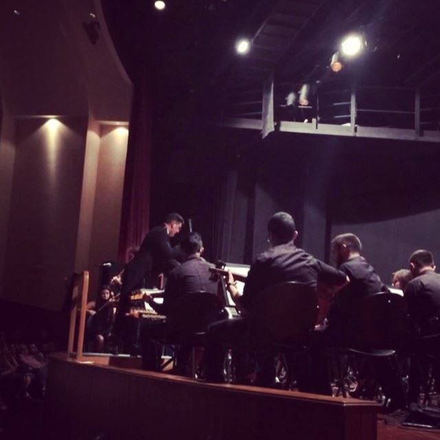 Who can say no to nay?! oriental music orchestra concert ...