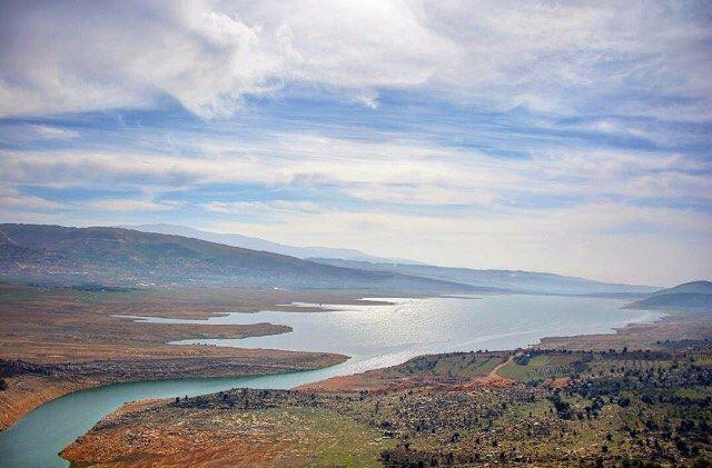 Lebanese heaven-land in Qaraoun. QaraounLake Bekaa livelovebekaa ...