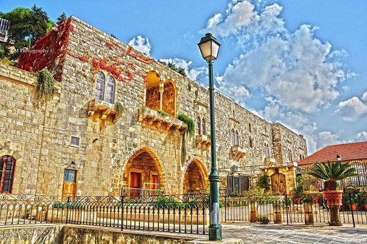 Beautiful town in Chouf. livelovebeirut livelovechouf livelovelebanon ...