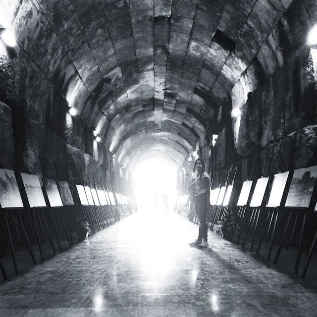 ...You'll eventually find your way through to a bright ending. tunnel ...