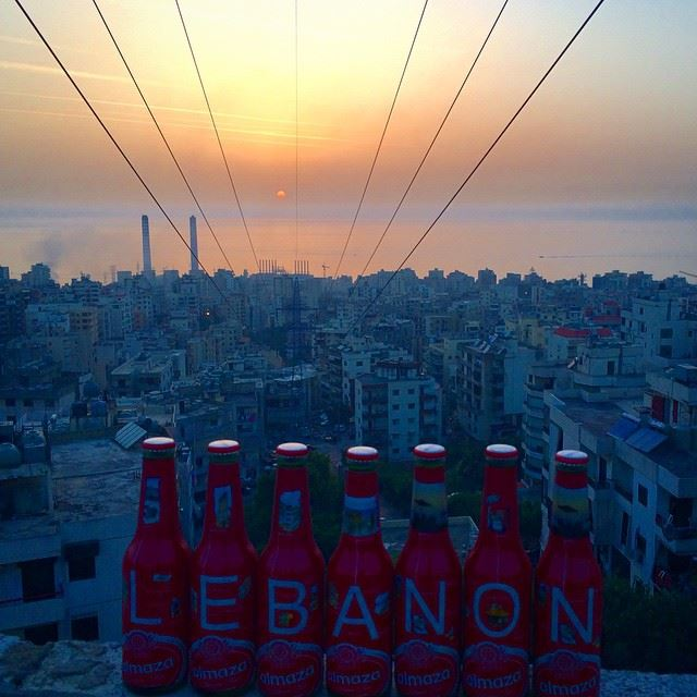Seven: the sign of triumph, and Lebanon 's count of characters....