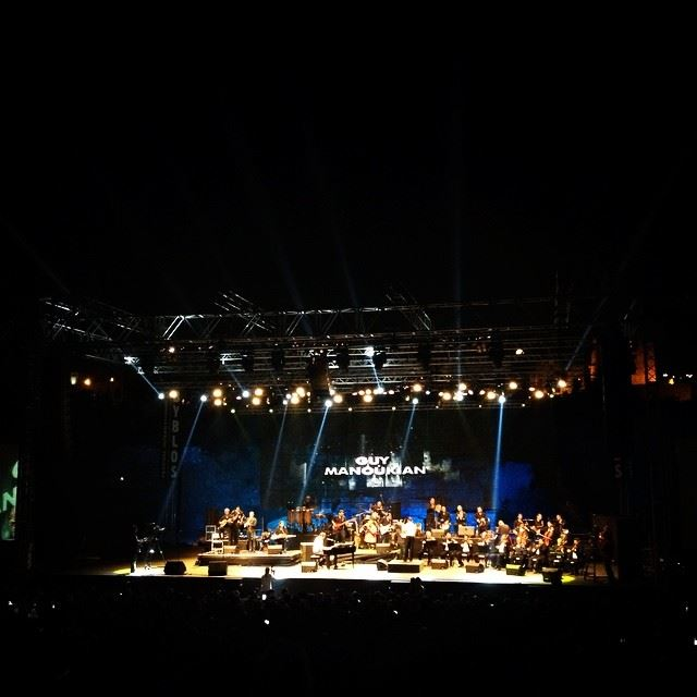 Guy Manoukian concert! Epic show! guymanoukian livelovebeirut ...