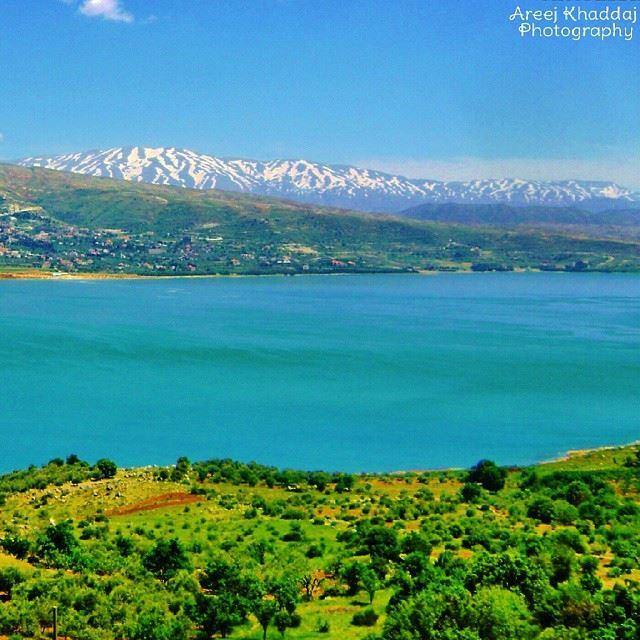 ig_leb proudlylebanese livelovebeirut wearelebanon ig_lebanon ... (Lake Qaraoun)