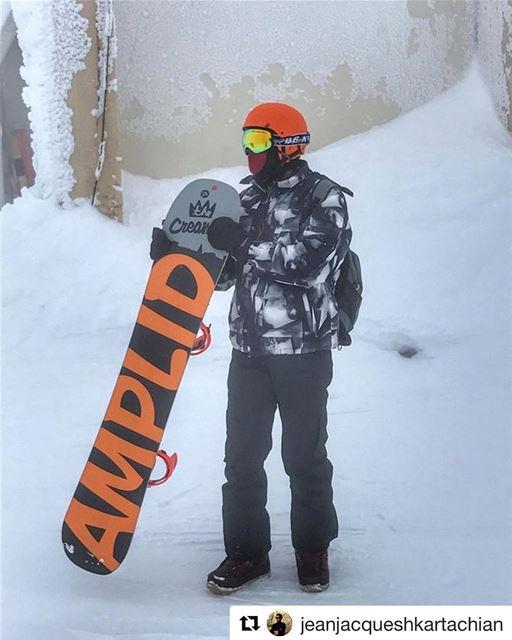 Explorer of the wild wild Middle East.🐎🔫 @jeanjacqueshkartachian... (Mzaar Ski Resort)