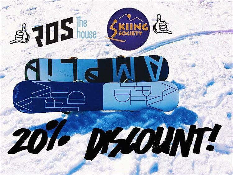 Skiing Society and rosthehouse are partnering up to give you a 20%... (Republic of Sports - The House)
