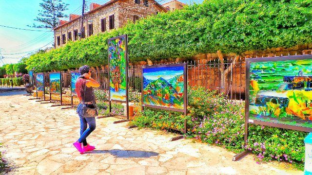 It's all about colors _________________________________ stephanie ... (Byblos - Jbeil)