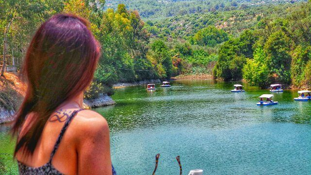 Another beautiful day in the heart of nature ♥ ... (Le Lac de Bnachii Zgharta)