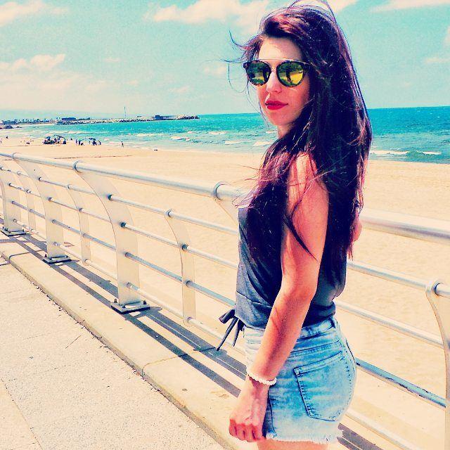 I need vitamine Sea ♥♥♥♥♥ ________________________________ stephanie ... (Ramleh Bayda)