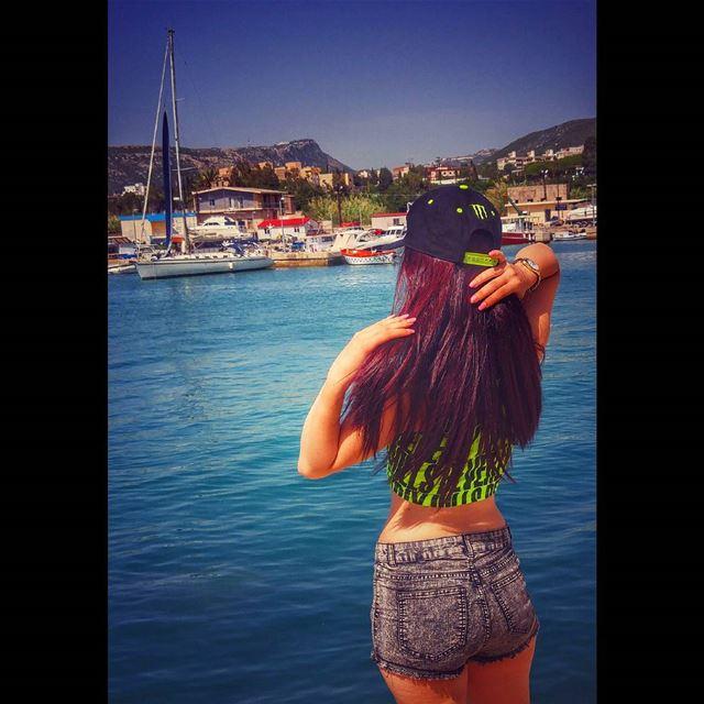 Enjoy🎀 every 🎀moment🎀 stephanie like4like cute beauty fun love ... (Batroûn)