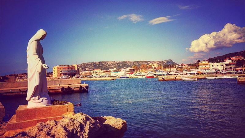 🙌Live Love Lebanon 💜 stephanie follow bestoftheday photooftheday ... (Batroûn)