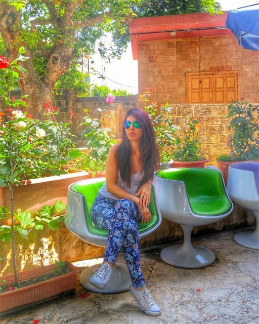 """Home is not a place...It's a feeling 💟💜My sweet little village """"Anfeh""""... (Anfeh - Koura)"""