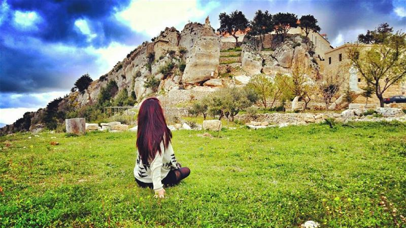 Take the journey to enjoy the view 😍L✳E❇B✳A❇N✳O❇N@liveloveehden... (Ehden, Lebanon)