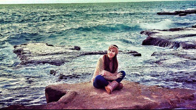 Take a deep breath and just enjoy your life 😉🎉🎈🌊 stephanie ... (Anfeh)