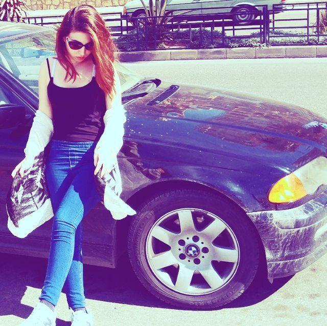 Keep calm and drive a BMW stephanie followback photos picoftheday ... (Beirut, Lebanon)