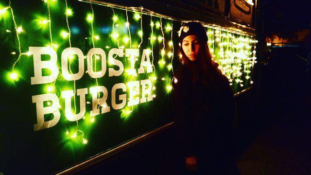 😋🍔🍟 stephanie instaburger yumm ilovefood boostaburger lighting ...