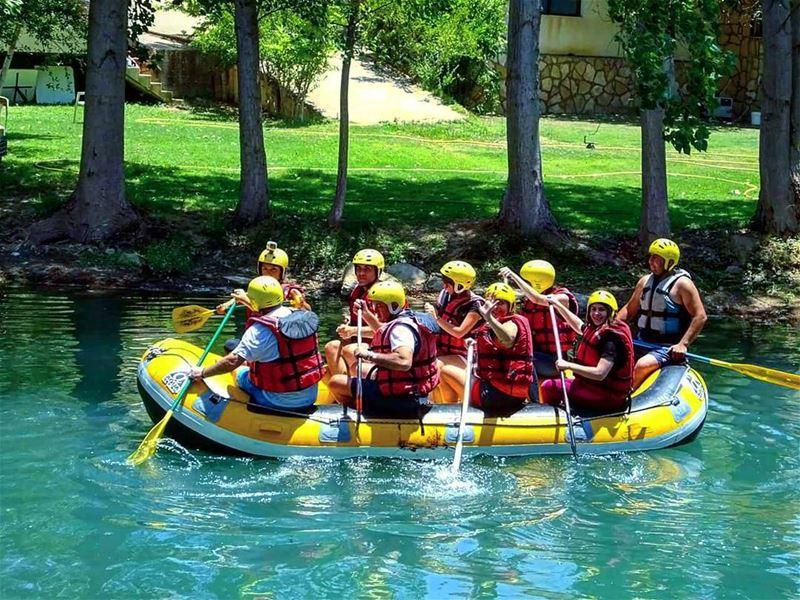 assiriver rafting hermel lebanonrafting waterevent wateractivity ... (Al Assi River)