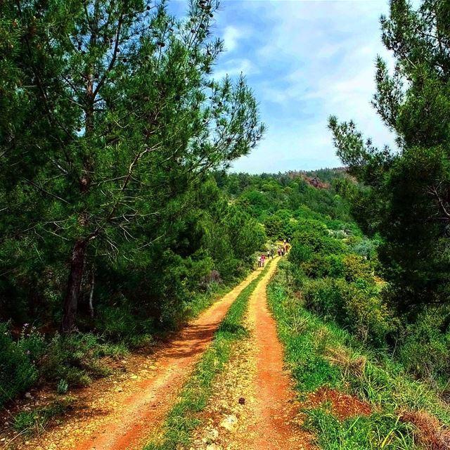 greenculture hiking aitou hammatoura amazinglebanon ...