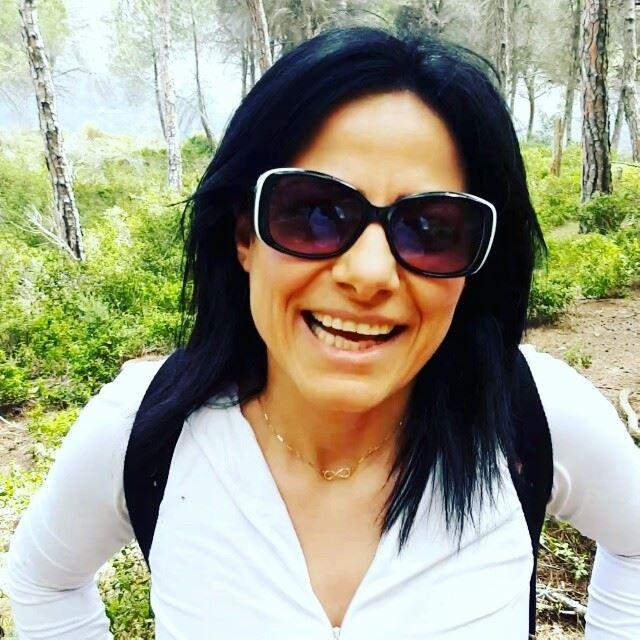 hiking beitmery lebanon green culture backpacking travel ... (Brummana)