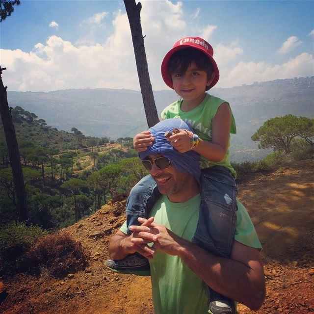 hiking deirelharf mountlebanon lebanon green culture backpacking ... (Deir El Haref)