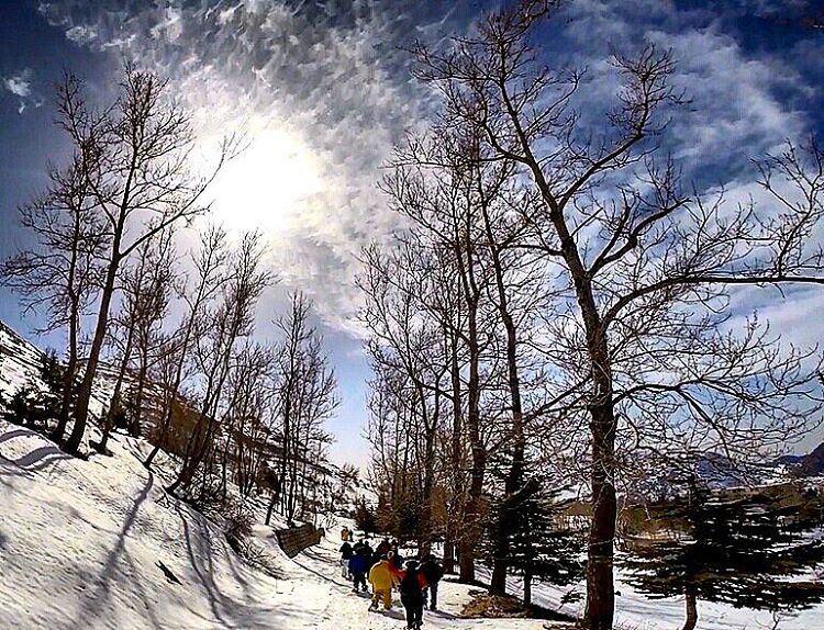 promaxsports laqlouq laqlouk snowshoeing snowshoeinglebanon ... (Laklouk - Lebanon)