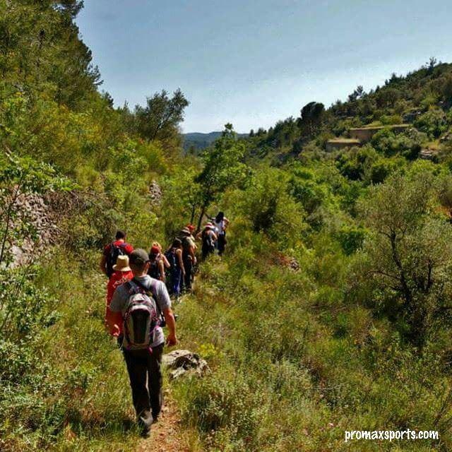 promaxsports walking nature hiking Green culture lebanonPicture...