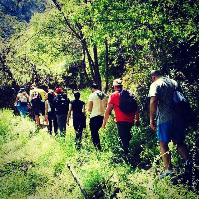 promaxsports hiking qannoubine north lebanon Join ProMax every...