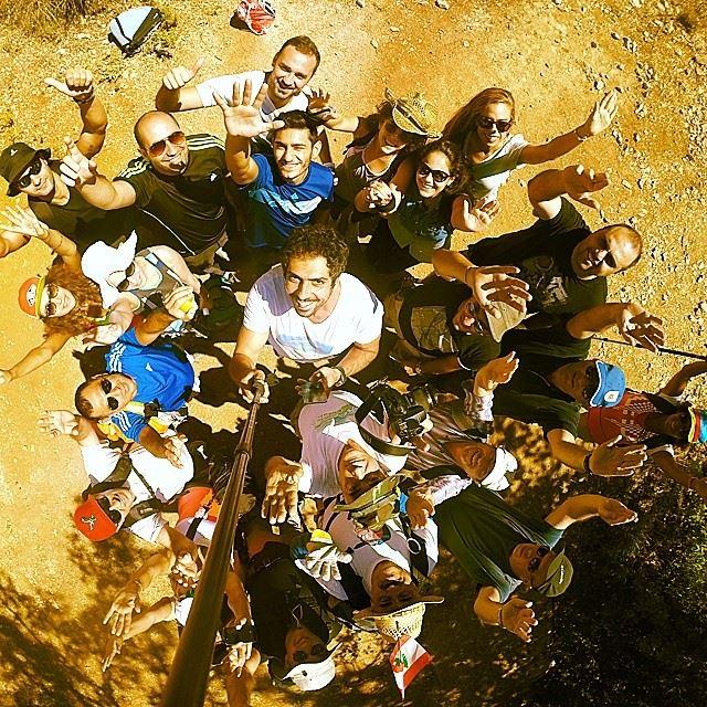 @trishvivian @kristelkayser @gopro Hiking Ehden Lebanon Outdoors @weare
