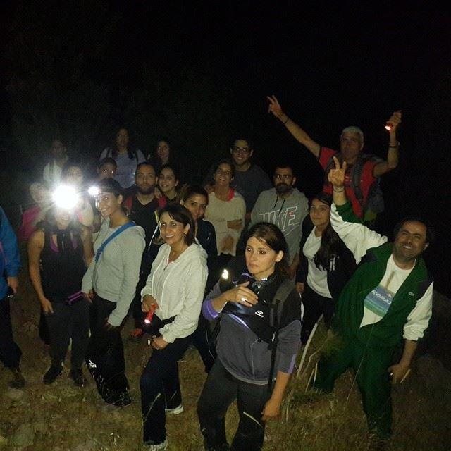@promaxsports Lebanon night hike ...