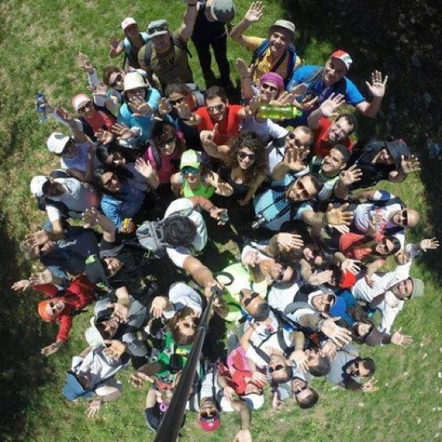 Hiking Lebanon Social Events Outdoors ProMax @gopro