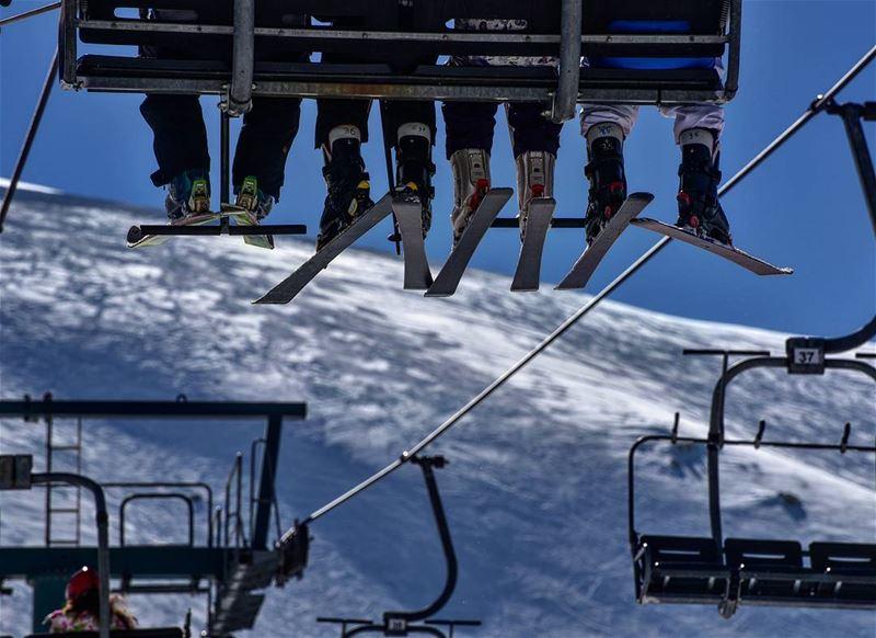 Lebanon faraya ski family ig_lebanon super_lebanon livelovelebanon ... (Faraya, Mont-Liban, Lebanon)