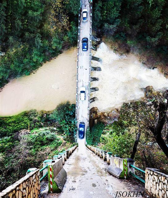 Beirut River - How this photo has been taken? Lebanon super_lebanon ... (Hazmeih.... Beirut, Lebanon)