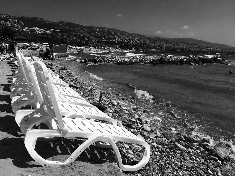 sea🌊 byblos lebanon blackandwhitephotography karamfayadphotography ... (Byblos, Lebanon)