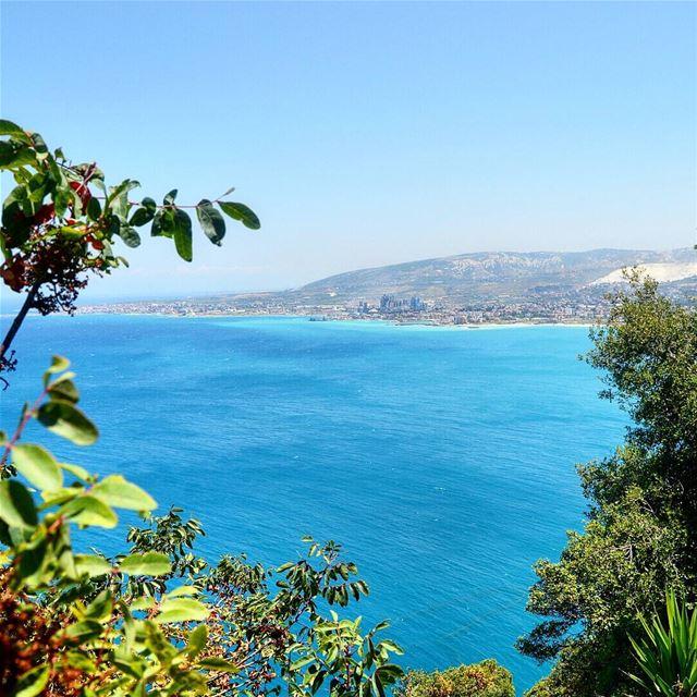 Happy weekends igers❤💕❤ naturephotography view beautifullebanon ... (Chekka)