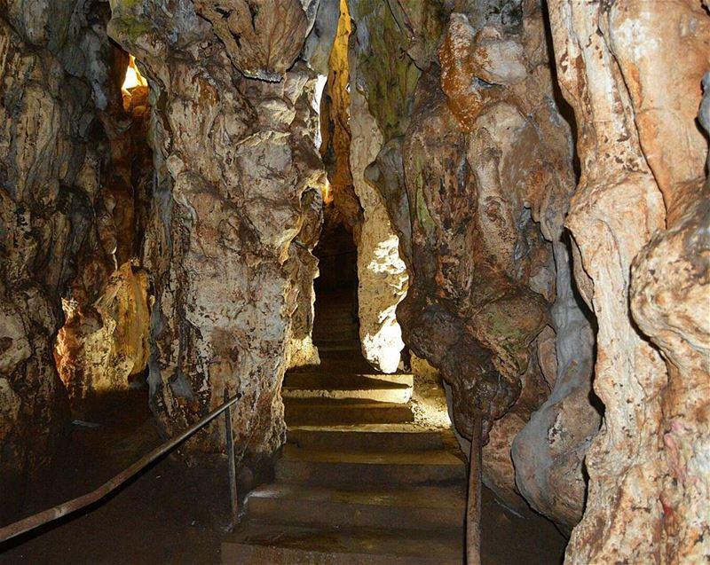 Amazing cave n syr caving adventure explore explorelebanon ...